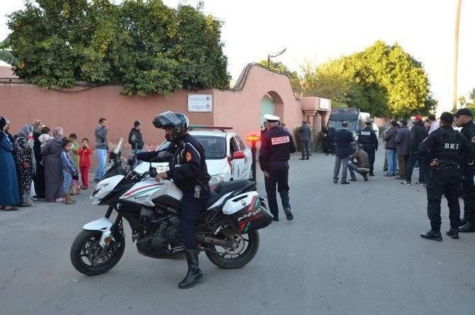 모로코에서 체포 된 이슬람 주의자 2 명이 유럽에서 관광 소녀들을 살해했다.
