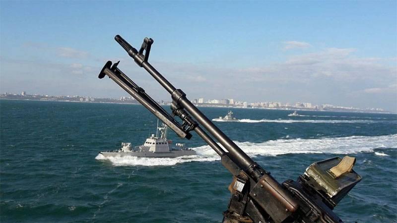 Британский таблоид назвал ситуацию в Азовском море «третьей мировой»