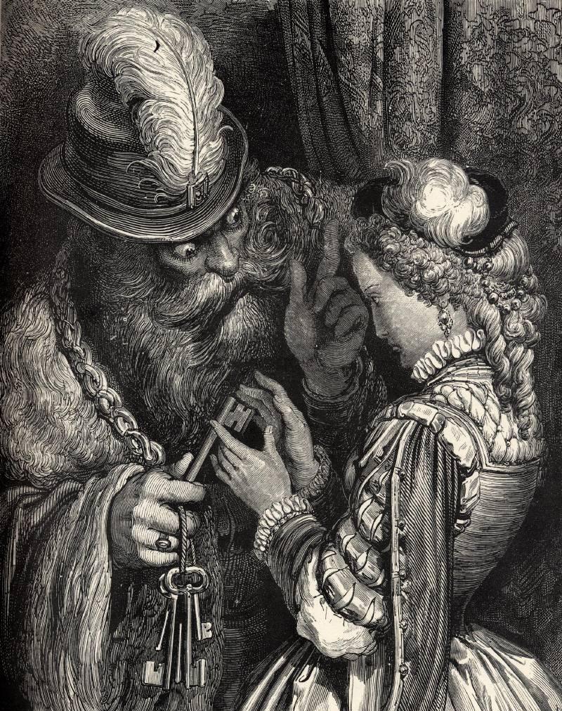 Gilles de Rais, légende noire