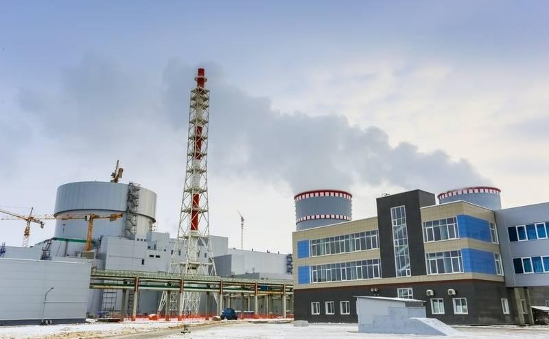 El primero en la unidad de potencia de la URSS RBMK-1000 se detuvo permanentemente en la central nuclear de Leningrado