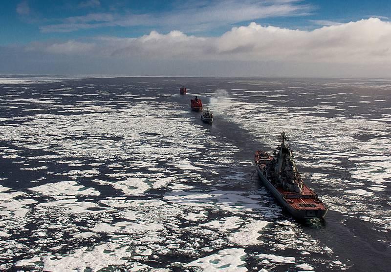 ドイツの雑誌が北極圏での「ケルチ事件」の繰り返しの危険性について語っています