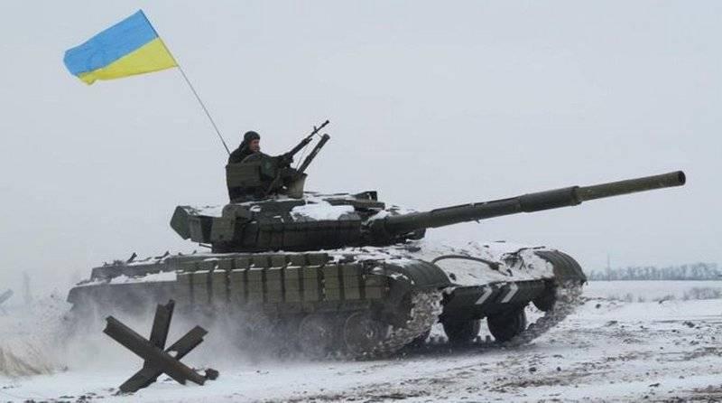 ВЛНР сообщили оприбывших вДонбасс составах станками украинских военных