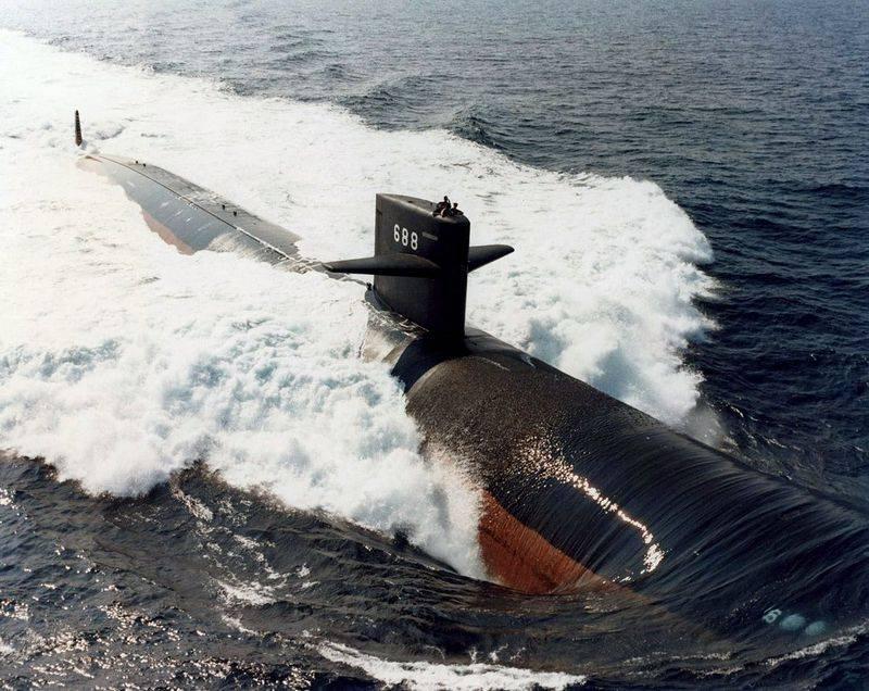 Estados Unidos regresa al armamento del submarino tipo Los Ángeles.