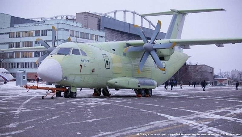 Свой первый полёт совершил десятый модернизированный самолет Ил-76МД-90А