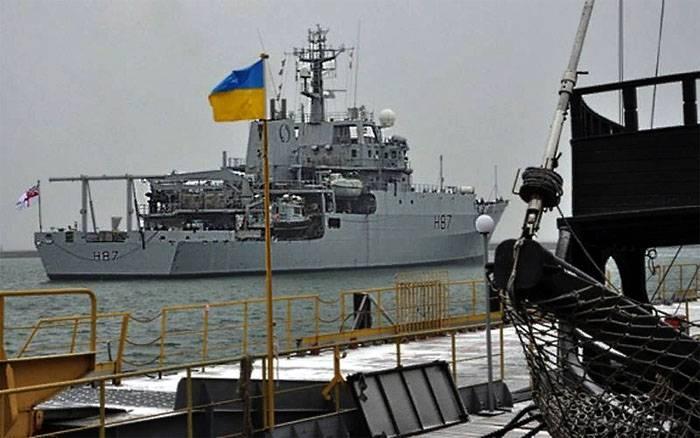 Британский корабль не пойдёт к месту керченского инцидента