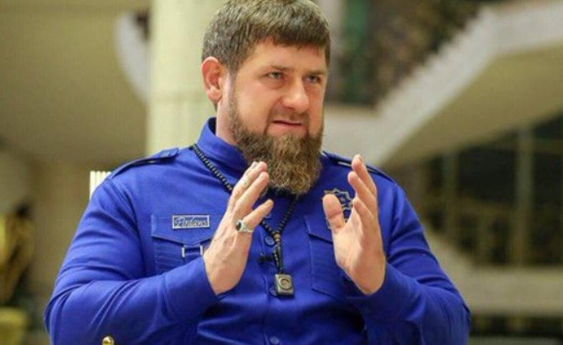 Kadyrov ha detto in quale posizione intende completare la sua carriera
