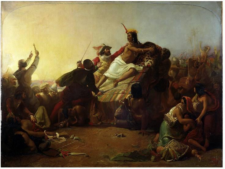 南アメリカの最後の十字軍