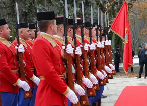 Montenegro está siendo empujado al escenario ucraniano