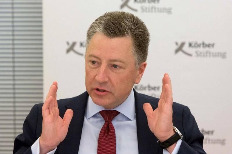 Volker visitará Moscú solo en caso de liberación de los marineros ucranianos