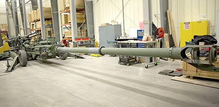 砲兵砲兵の射程を広げる。 ERCAプログラム(アメリカ)