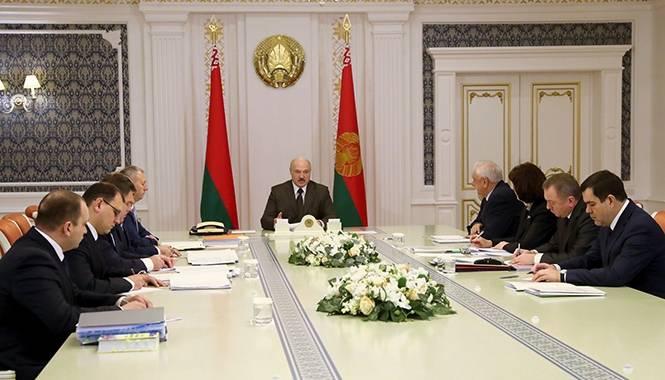 벨로루시 대통령은 러시아를 형제 국가라고 부르지 않았다.