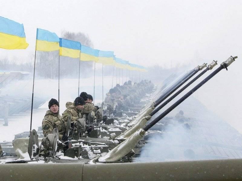 Il ministero degli Esteri russo non esclude lo scoppio della guerra nel Donbas nei prossimi giorni