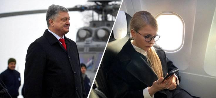 Kiev discute de ce que sera l'Ukraine sans Porochenko