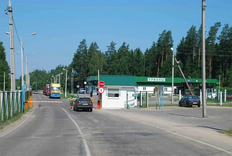 Le ministère des Finances de la Fédération de Russie a exprimé son mécontentement à l'égard du travail des douanes biélorusses