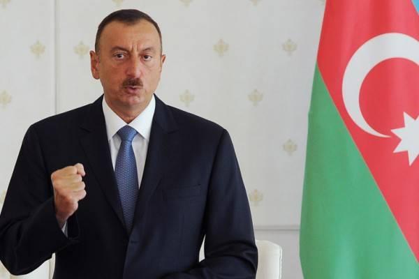 アリエフは、2019年がカラバフ紛争を解決するのに重要であるかもしれないと言いました