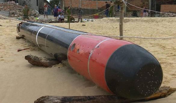 베이징은 베트남 어부에 잡힌 어뢰가 중국 선박에 의해 상실되었다고 인정했다.