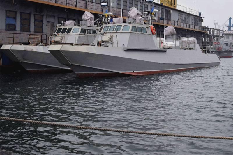 미국 언론 : 러시아가 원한다면 전체 우크라이나 함대가 바닥에 가라 앉을 것이다.