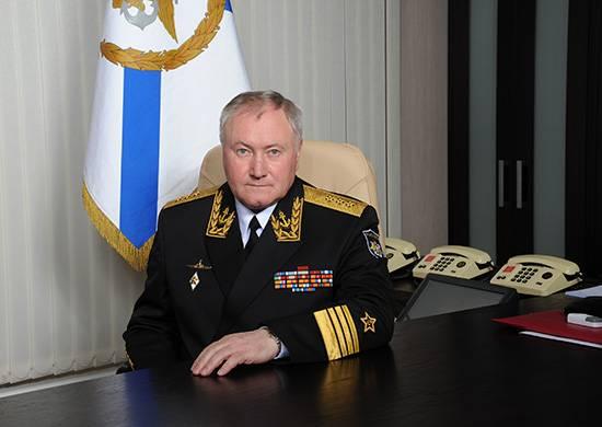 L'ammiraglio Korolev ha annunciato lo spiegamento di armi di precisione della NATO vicino ai confini della Federazione Russa