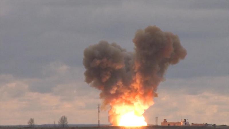 国防省はロケット複合施設「Avangard」の打ち上げに成功しました