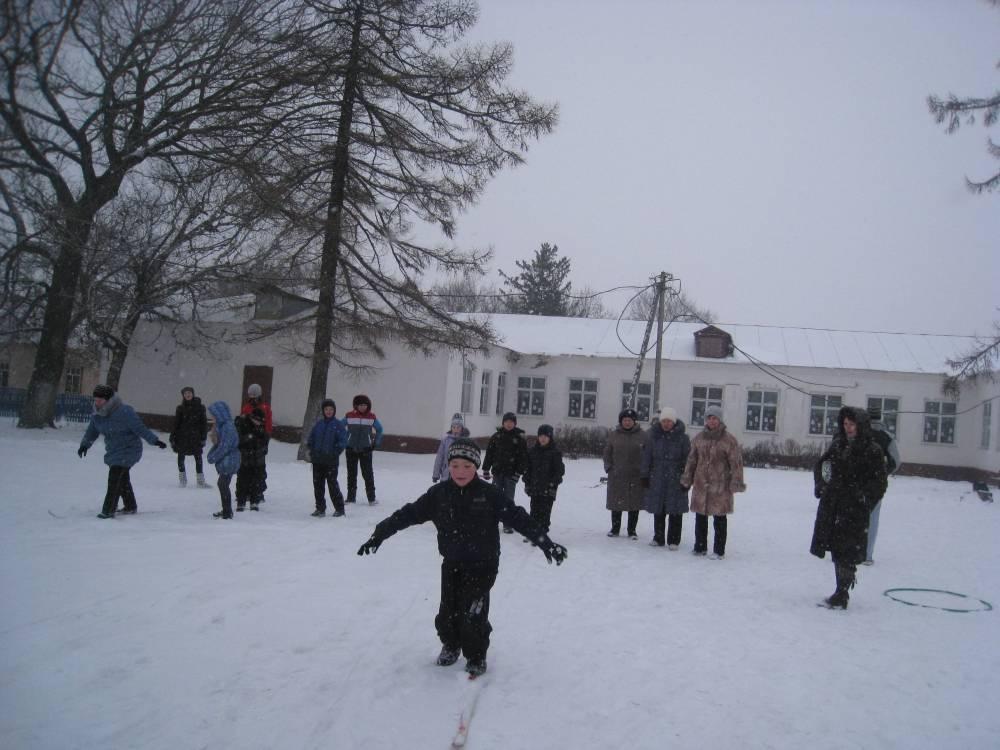 Сельские каникулы в русской деревне #12