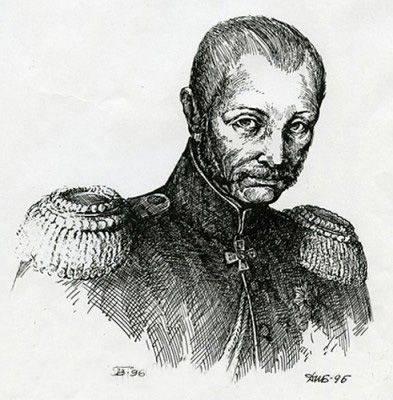Alexander Bestuzhev-Marlinsky. Decembrist, 누가 제국의 영광에 떨어졌다. 2의 일부