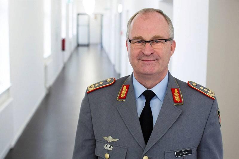 Командование предложило набирать в армию Германии граждан других стран ЕС
