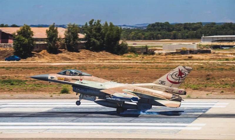 """Les médias panarabes """"Rai Al-Youm"""" ont annoncé la """"dernière"""" frappe d'Israël sur la Syrie"""