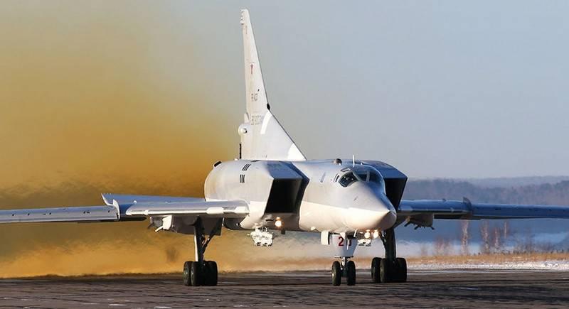 El Tu-22M3M actualizado hizo su primer vuelo