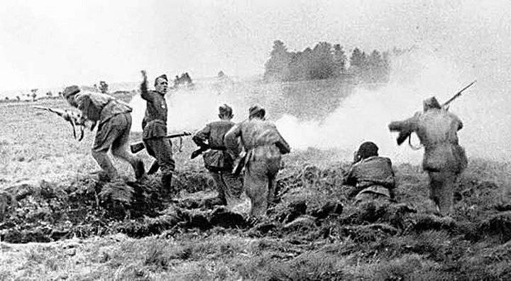 Чем Советский Союз и русский народ поразили солдат вермахта
