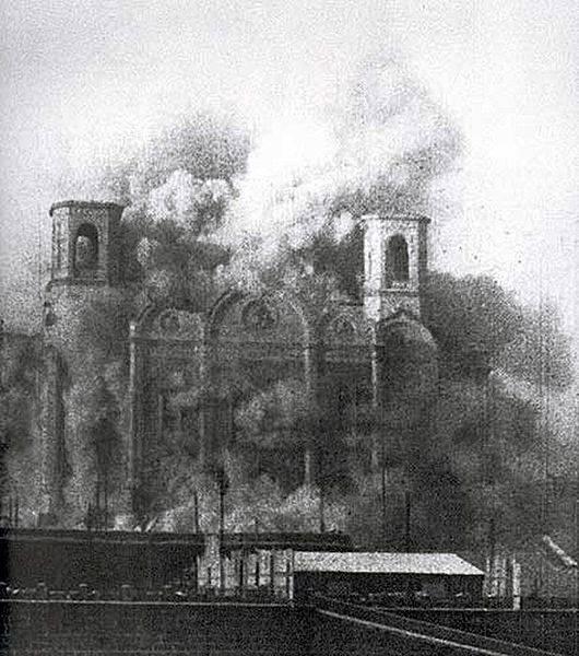 Troubles russes et église