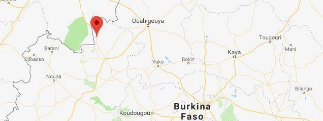 बुर्किना फासो में आधुनिक जिहाद का कारक