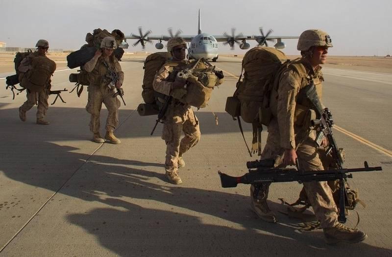 В США опровергли слухи о выводе войск с территории Афганистана