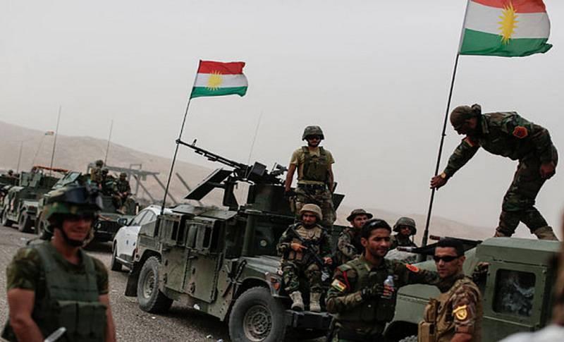 ロイター通信:シリアを去った米軍は武器をクルド人に任せる