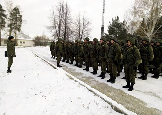 El jefe del Ministerio de Defensa calificó al ejército ruso como el más moderno y eficiente.