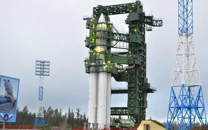 Il tavolo di partenza di Plesetsk sarà dotato di un nuovo livello superiore
