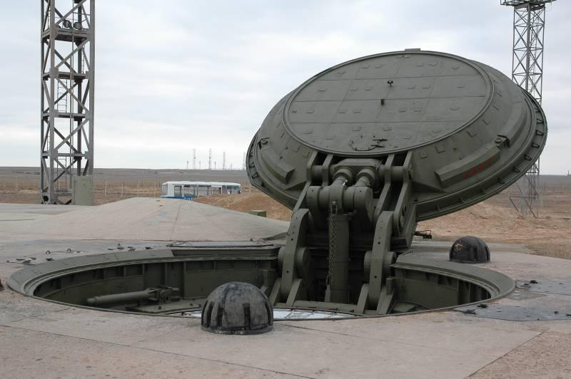 ОКР «Мозырь». Советская система ПРО