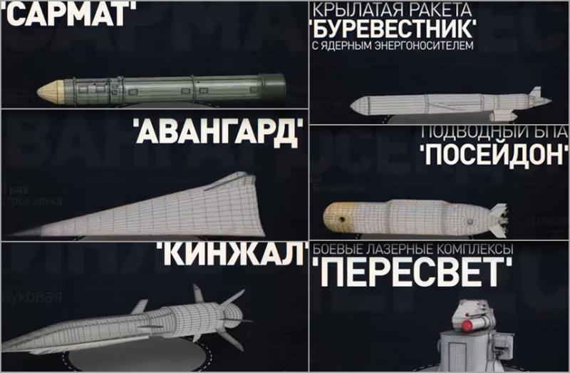 """Фантастический полёт """"Циркона"""" и """"Буревестника"""""""