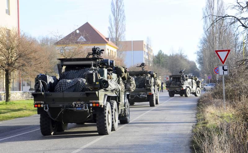 Польша и США выбирают место для базы близ Калининграда