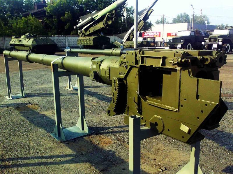 О преимуществах гладкоствольных танковых пушек