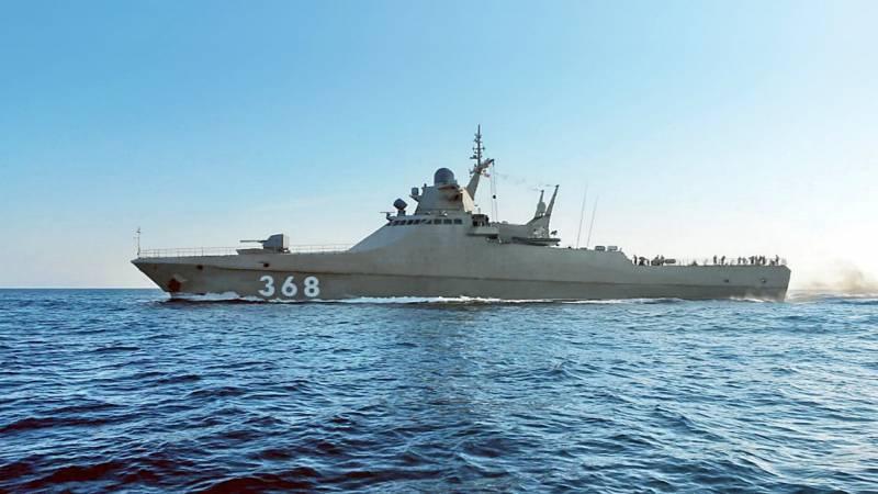 Чемоданы без ручек. ВМФ покупает серию бесполезных кораблей.