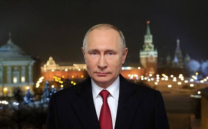 En los medios de comunicación británicos, el discurso de Año Nuevo de Putin fue llamado desafiante.