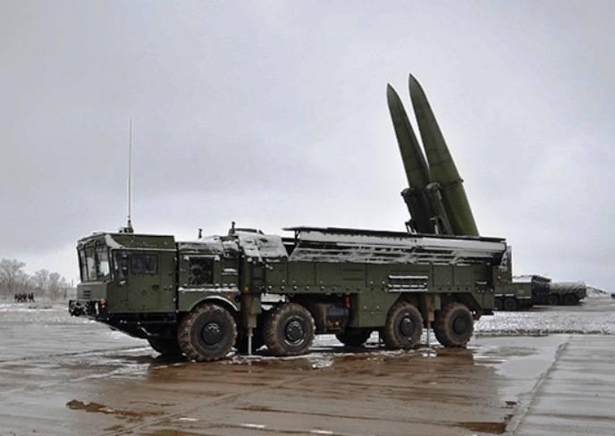 В сухопутных войсках завершается перевооружение на «Искандеры»