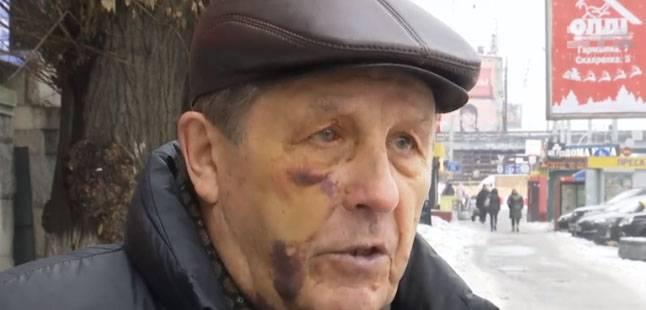 В Киеве избит известный советский и украинский авиаконструктор
