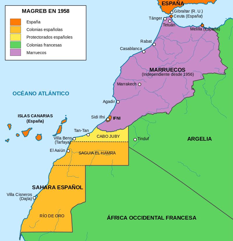«Забытая война». Как испанцев выгоняли из Марокко