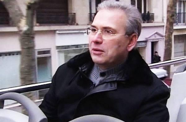 Francia cumplió con la solicitud de expulsión del ex funcionario ruso