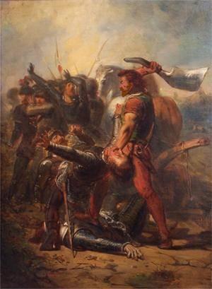프리지아의 자칭 왕