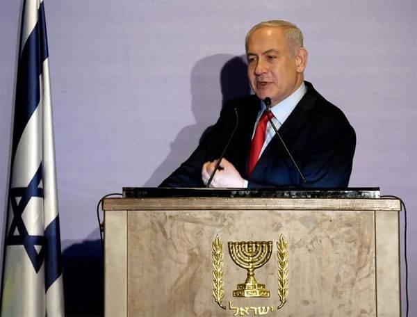 Netanyahu a évoqué le sujet d'une conversation téléphonique avec Poutine.