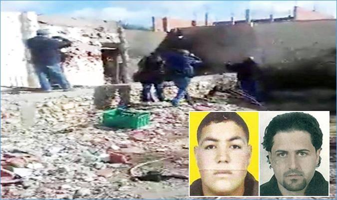 チュニジアでは、ジハード主義者の細胞の破壊に関する特別な操作