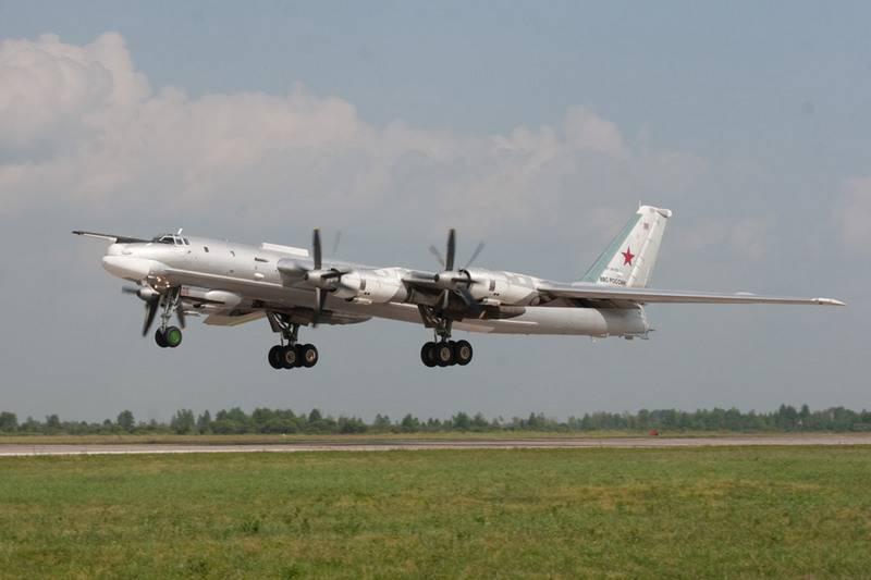 ロシア連邦の国防省は、2019に4人の戦略家Tu-95MSを入れることを計画しています