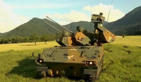 """Medios coreanos: India está lista para preferir el K-30 Biho coreano al ruso """"Pantsiry"""""""